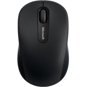 Microsoft 3600 Mouse - BlueTrack - Wireless - Black - Retail