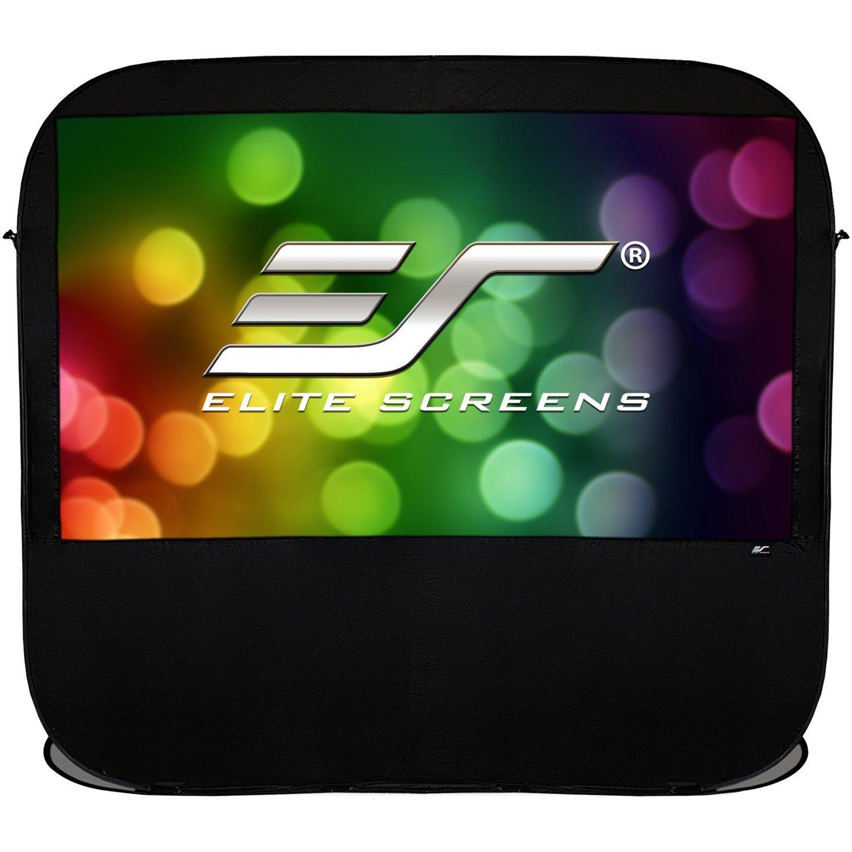 "Elite Screens Pop-up Cinema POP84H 213.4 cm (84"") Projection Screen"