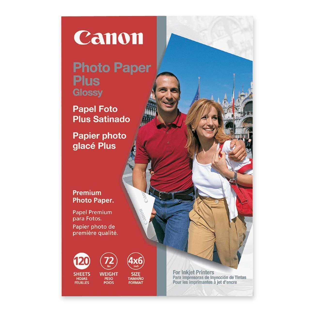 Canon PP-201 Inkjet Print Photo Paper