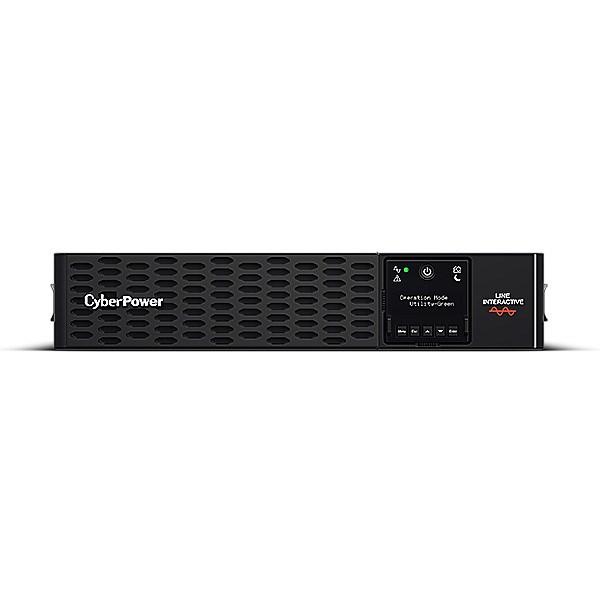CyberPower Professional Rackmount PR1000ERT2U Line-interactive UPS - 1 kVA/1 kW - 2U Rack/Tower