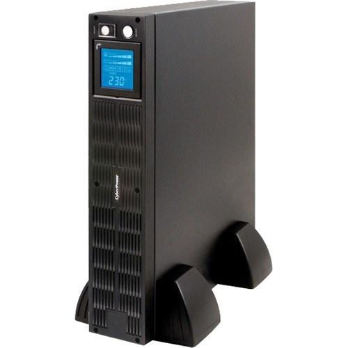 CyberPower PR3000ELCDRT2U Line-interactive UPS - 3 kVA/2.25 kW - 2U Rack/Tower