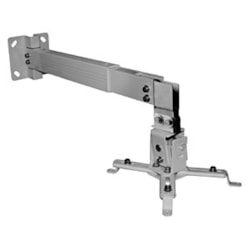 Brateck PRB-2W Wall Mount for Projector - White