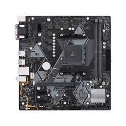 Asus Prime B450M-K Desktop Motherboard - AMD Chipset - Socket AM4