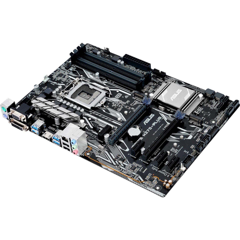 Asus PRIME H270-PLUS Desktop Motherboard - Intel Chipset - Socket H4 LGA-1151