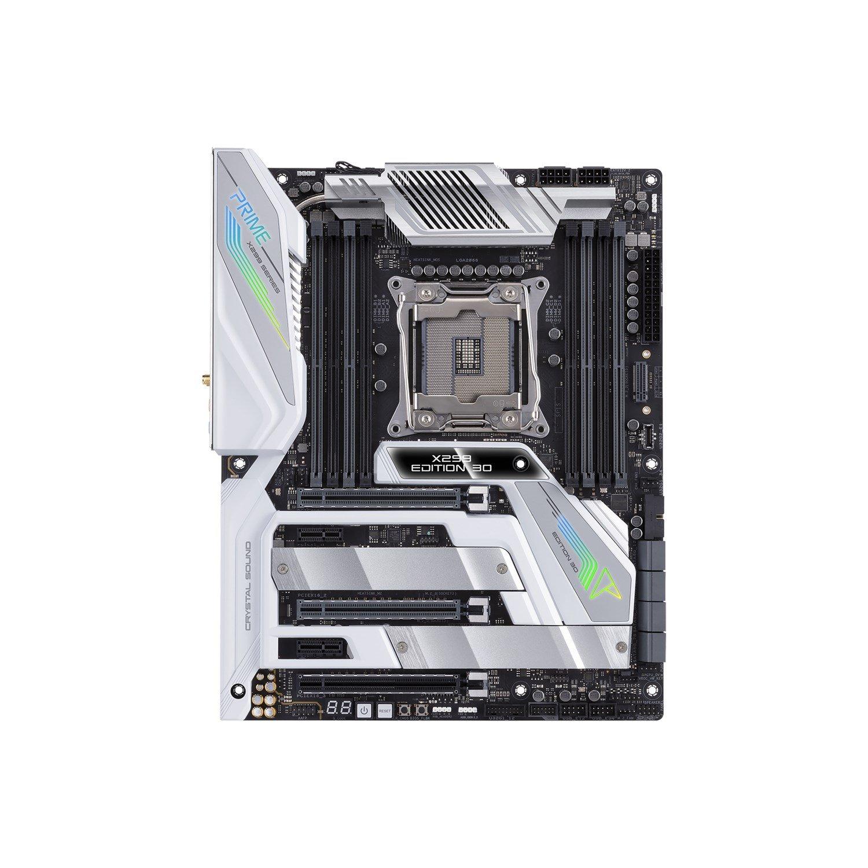 Asus Prime X299 Edition 30 Desktop Motherboard - Intel Chipset - Socket R4 LGA-2066