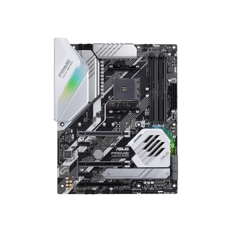 Asus Prime X570-PRO/CSM Desktop Motherboard - AMD Chipset - Socket AM4