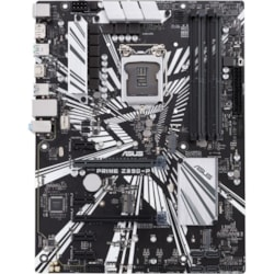 Asus Prime Z390-P Desktop Motherboard - Intel Chipset - Socket H4 LGA-1151