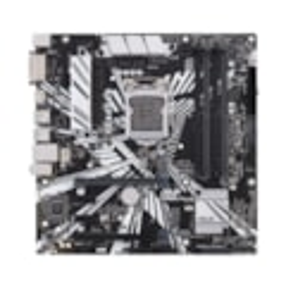 Asus Prime Z390M-PLUS Desktop Motherboard - Intel Chipset - Socket H4 LGA-1151