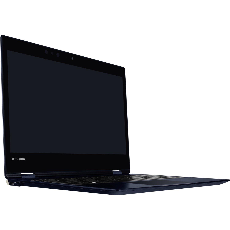"Toshiba Portege X20W-D 31.8 cm (12.5"") Touchscreen LCD 2 in 1 Notebook - Intel Core i5 - 8 GB - 256 GB SSD - Windows 10 Home - 1920 x 1080 - Convertible"
