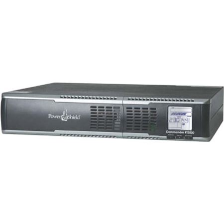 Power Shield Commander RT PSCRT1100 Line-interactive UPS - 1.10 kVA/880 WRack/Tower