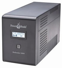 Power Shield Defender PSD1200 Line-interactive UPS - 1.20 kVA/720 W - Tower