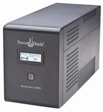 Power Shield Defender PSD1200 Line-interactive UPS - 1.20 kVA/720 WTower