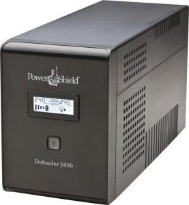 Power Shield Defender PSD1600 Line-interactive UPS - 1.60 kVA/960 W - Tower