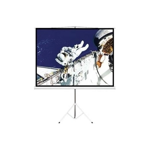 "Brateck Budget Tripod PSDA65 Projection Screen - 165.1 cm (65"") - 16:9"