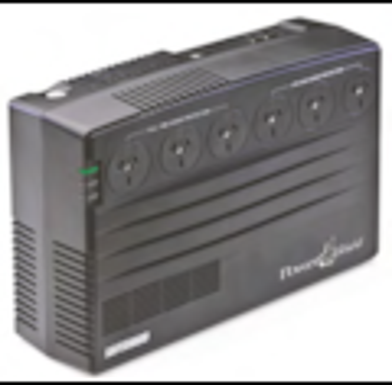 Power Shield SafeGuard PSG750 Line-interactive UPS - 750 VA/450 W