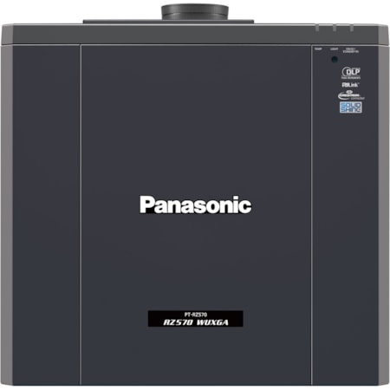 Panasonic PT-RZ570BA DLP Projector - 16:10