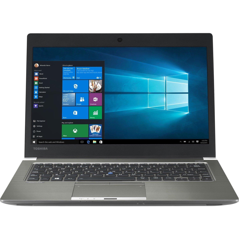 """Dynabook Portege Z30-C 33.8 cm (13.3"""") Notebook - 1920 x 1080 - Core i5 i5-6300U - 8 GB RAM - 256 GB SSD"""