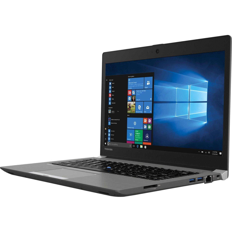 """Dynabook Portege Z30 33.8 cm (13.3"""") Notebook - 1920 x 1080 - Core i5 i5-6200U - 8 GB RAM - 256 GB SSD"""