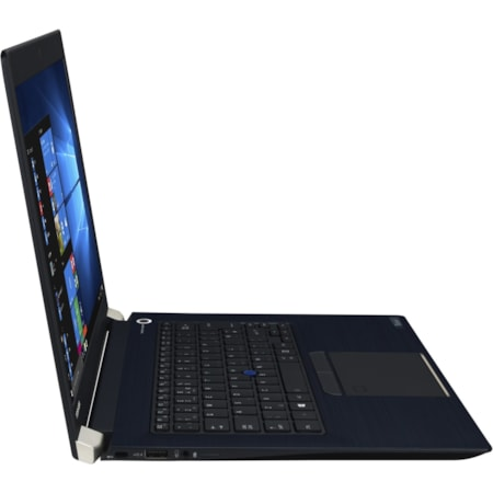 "Toshiba Tecra X40-E 35.6 cm (14"") Touchscreen LCD Notebook - Intel Core i7 (8th Gen) i7-8550U Quad-core (4 Core) 1.80 GHz - 16 GB DDR4 SDRAM - 512 GB SSD - Windows 10 Pro - 1920 x 1080"