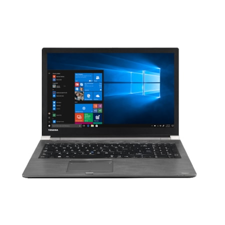 "Toshiba Tecra Z50-E 39.6 cm (15.6"") LCD Notebook - Intel Core i5 (8th Gen) i5-8250U Quad-core (4 Core) 1.60 GHz - 8 GB DDR4 SDRAM - 256 GB SSD - Windows 10 Pro - 1920 x 1080 - In-plane Switching (IPS) Technology"