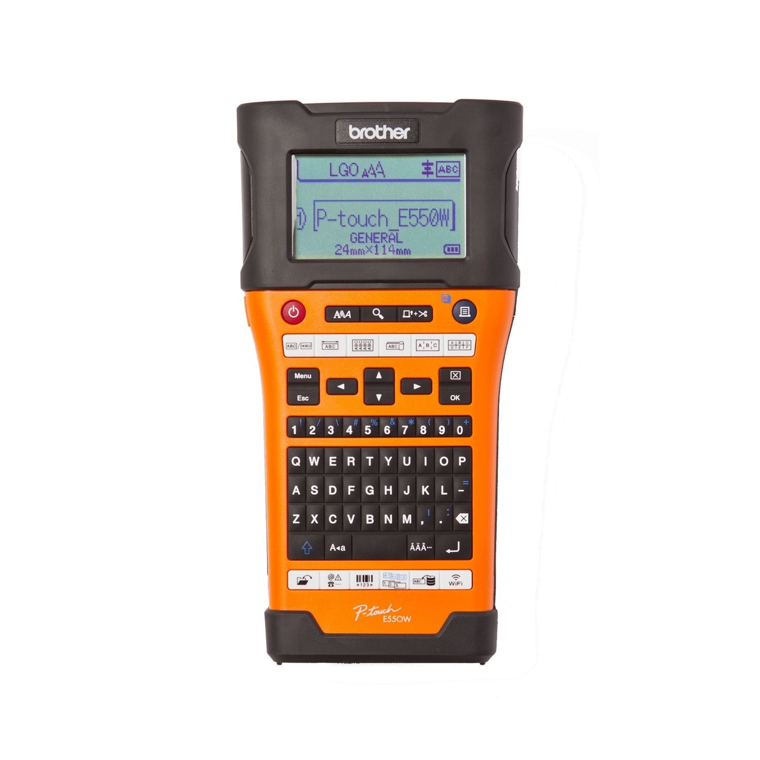 Buy Brother P Touch Pt E550wvp Electronic Label Maker