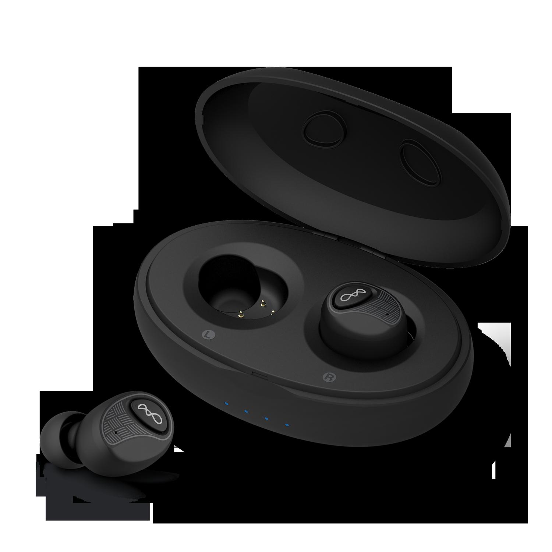 BlueAnt Pump Air 2 Wireless Earbud Stereo Headset - Black