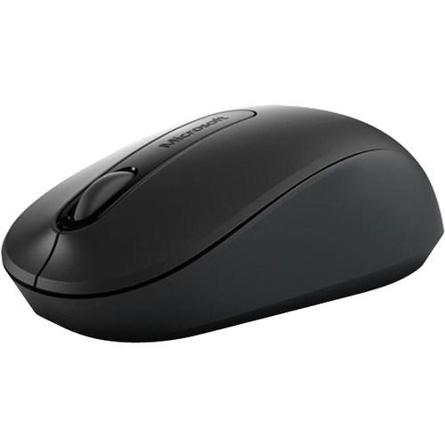 Microsoft 900 Mouse - Radio Frequency - USB 2.0 - Black