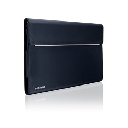 "Toshiba Carrying Case (Sleeve) for 31.8 cm (12.5"") Notebook - Onyx Blue"