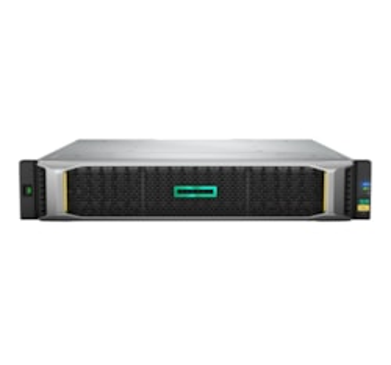 HPE 2050 12 x Total Bays SAN Storage System - 2U Rack-mountable