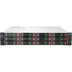 HPE D3610 Drive Enclosure - 12Gb/s SAS Host Interface - 2U Rack-mountable