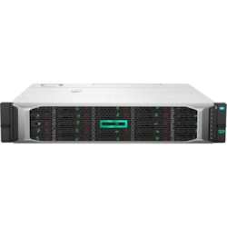 HPE D3710 Drive Enclosure - 12Gb/s SAS Host Interface - 2U Rack-mountable
