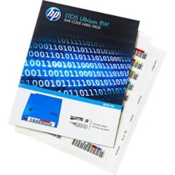 HPE Barcode Label