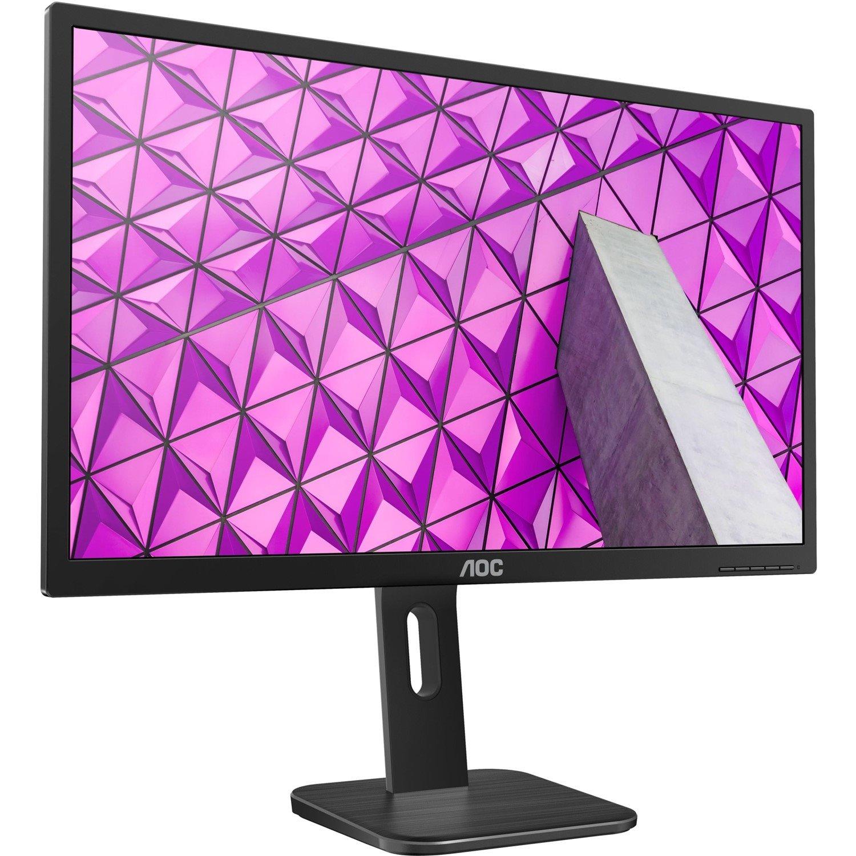 """AOC Q27P1 68.6 cm (27"""") WQHD LED LCD Monitor - Grey"""