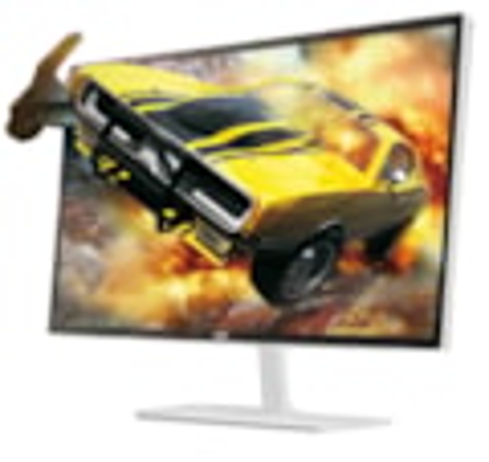 """AOC Q3279VWF 80 cm (31.5"""") LED LCD Monitor - 5 ms"""