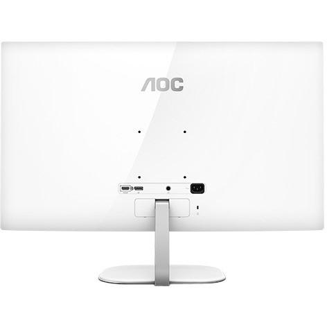 "AOC Q32V3/WS 80 cm (31.5"") WQHD LED LCD Monitor - Silver, White"