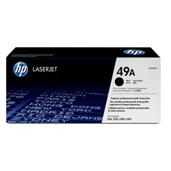 HP 49A Original Toner Cartridge - Black