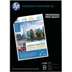 HP Professional Laser Print Photo Paper