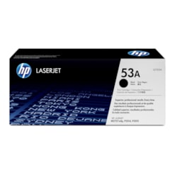 HP 53A Original Toner Cartridge - Black