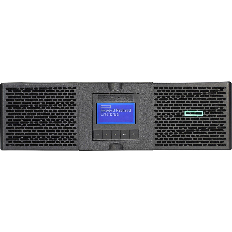 HPE G2 R6000 3U IEC_230V 9out INTL UPS