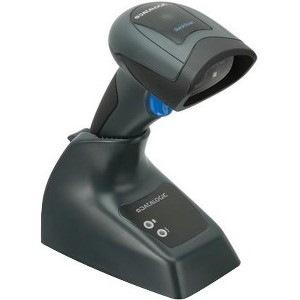 Datalogic QuickScan I QBT2430 Handheld Barcode Scanner Kit - Wireless Connectivity - Black