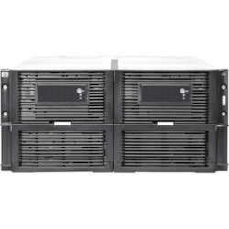 HPE D6000 35 x Total Bays DAS Storage System - 5U - Rack-mountable