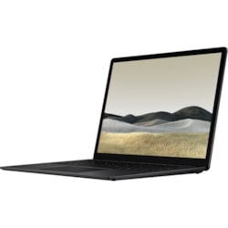 "Microsoft Surface Laptop 3 34.3 cm (13.5"") Touchscreen Notebook - 2256 x 1504 - Intel Core i7 (10th Gen) i7-1065G7 Quad-core (4 Core) 1.30 GHz - 16 GB RAM - 512 GB SSD - Matte Black"