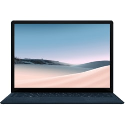 "Microsoft Surface Laptop 3 34.3 cm (13.5"") Touchscreen Notebook - 2256 x 1504 - Intel Core i7 (10th Gen) i7-1065G7 Quad-core (4 Core) 1.30 GHz - 16 GB RAM - 512 GB SSD - Cobalt Blue"