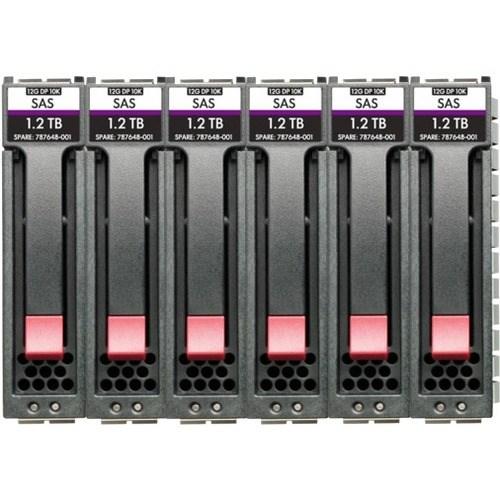 "HPE 2.40 TB Hard Drive - 2.5"" Internal - SAS (12Gb/s SAS)"