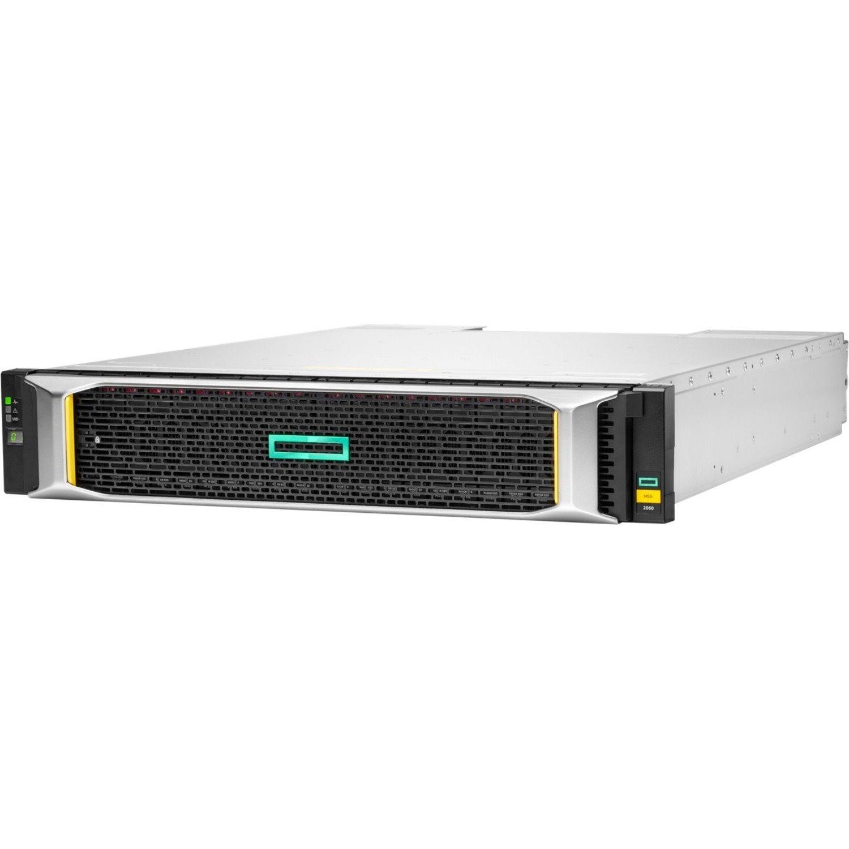 HPE MSA 2062 16Gb Fibre Channel SFF Storage