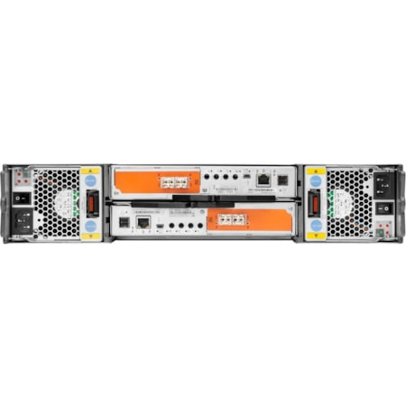 HPE 1060 24 x Total Bays SAN Storage System - 2U Rack-mountable
