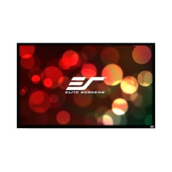 """Elite Screens ezFrame R150WH1-A1080P3 381 cm (150"""") Fixed Frame Projection Screen"""