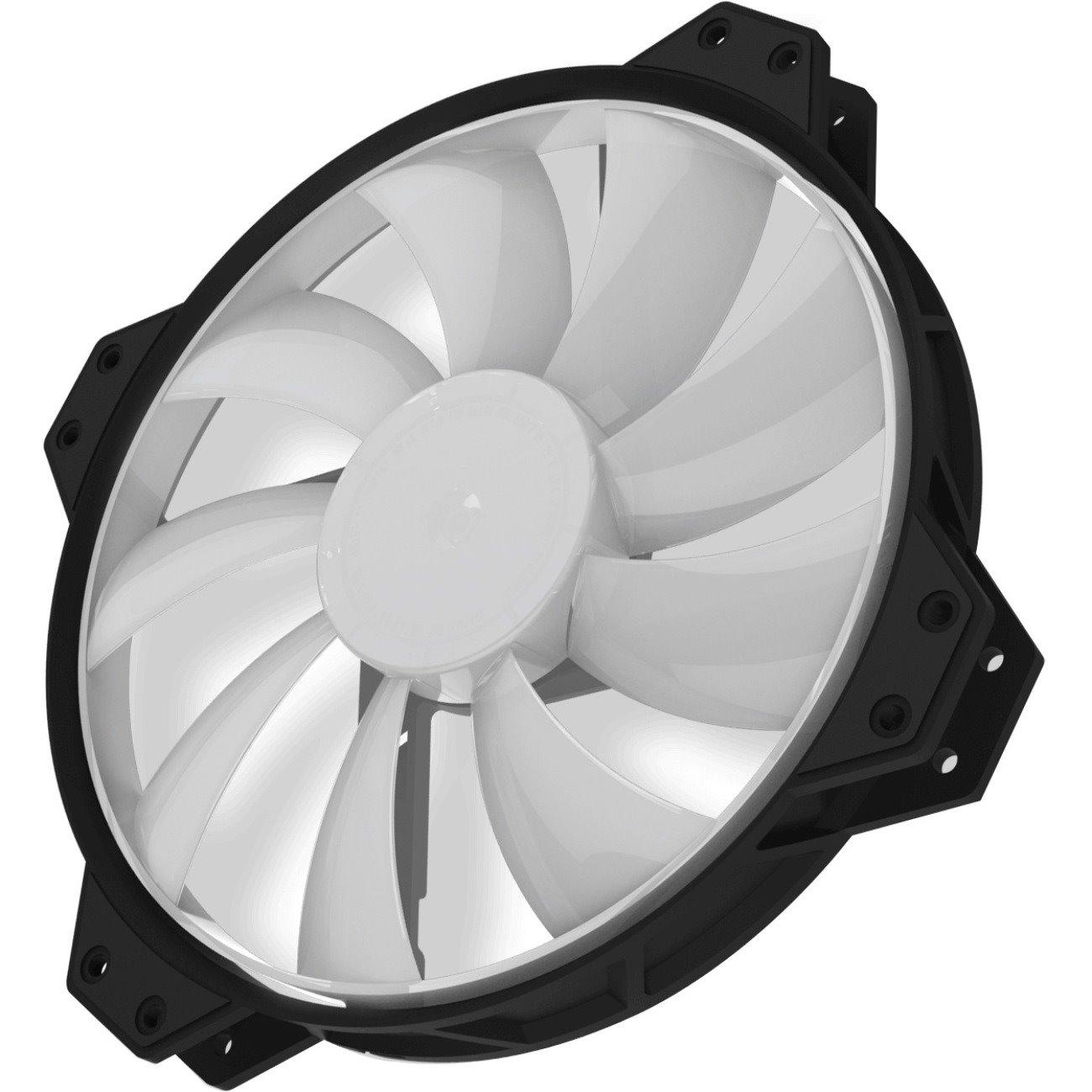 Cooler Master MasterFan MF200R Cooling Fan - Case