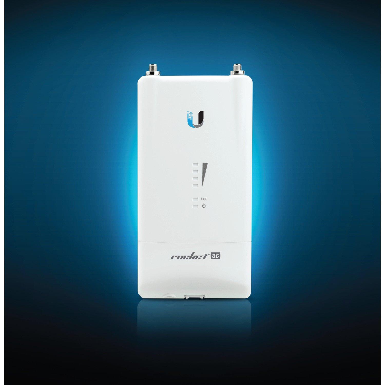 Ubiquiti Rocket5ac R5AC-Lite IEEE 802.11ac 450 Mbit/s Wireless Bridge