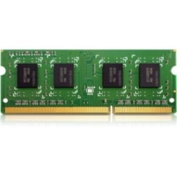 QNAP RAM-4GDR3-SO-1600 RAM Module for Server - 4 GB (1 x 4 GB) - DDR3-1600/PC3-12800 DDR3 SDRAM